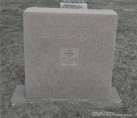 WICHOWSKI, FRANK - Lucas County, Ohio | FRANK WICHOWSKI - Ohio Gravestone Photos