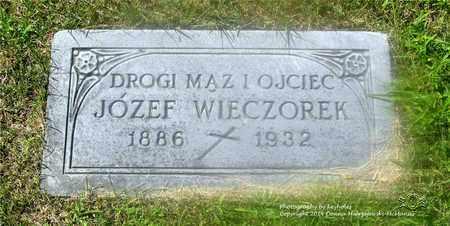 WIECZOREK, JOZEF - Lucas County, Ohio | JOZEF WIECZOREK - Ohio Gravestone Photos
