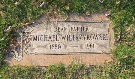 WIETRZYKOWSKI, MICHAEL - Lucas County, Ohio | MICHAEL WIETRZYKOWSKI - Ohio Gravestone Photos