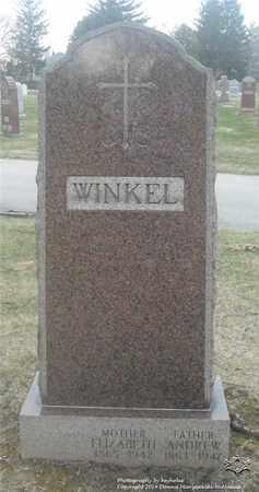 WINKEL, ELIZABETH - Lucas County, Ohio | ELIZABETH WINKEL - Ohio Gravestone Photos