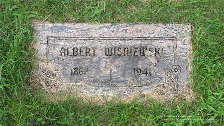 WISNIEWSKI, ALBERT - Lucas County, Ohio | ALBERT WISNIEWSKI - Ohio Gravestone Photos