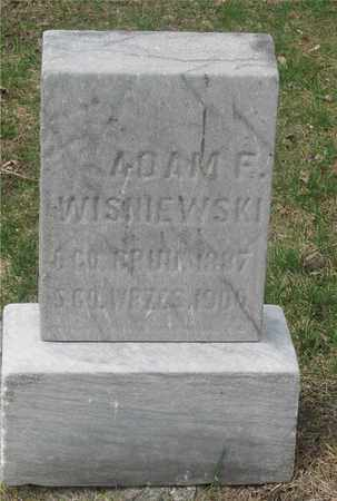 WISNIEWSKI, ADAM F. - Lucas County, Ohio | ADAM F. WISNIEWSKI - Ohio Gravestone Photos