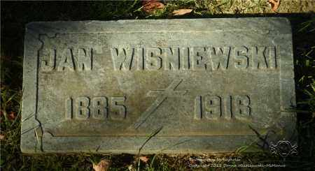 WISNIEWSKI, JAN - Lucas County, Ohio | JAN WISNIEWSKI - Ohio Gravestone Photos