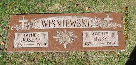 WISNIEWSKI, MARY - Lucas County, Ohio | MARY WISNIEWSKI - Ohio Gravestone Photos