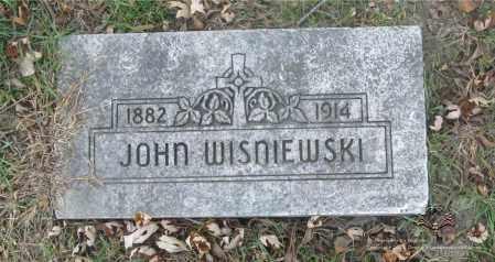 WISNIEWSKI, JOHN - Lucas County, Ohio | JOHN WISNIEWSKI - Ohio Gravestone Photos