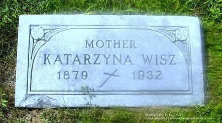 WISZ, KATARZYNA - Lucas County, Ohio | KATARZYNA WISZ - Ohio Gravestone Photos