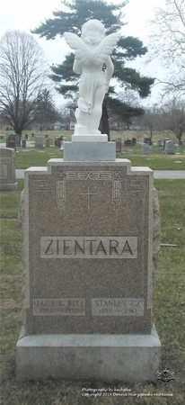 ZIENTARA, STANLEY - Lucas County, Ohio | STANLEY ZIENTARA - Ohio Gravestone Photos