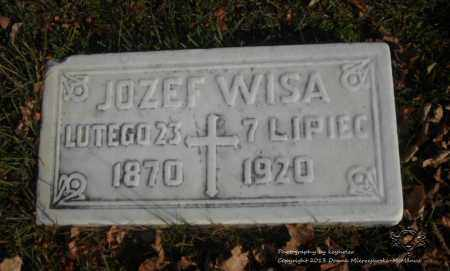 WIZA, JOZEF - Lucas County, Ohio | JOZEF WIZA - Ohio Gravestone Photos