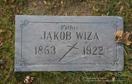 WIZA, JAKOB - Lucas County, Ohio | JAKOB WIZA - Ohio Gravestone Photos