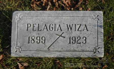 WIZA, PELAGIA - Lucas County, Ohio | PELAGIA WIZA - Ohio Gravestone Photos