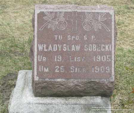 SOBECKI, WLADYSLAW - Lucas County, Ohio | WLADYSLAW SOBECKI - Ohio Gravestone Photos