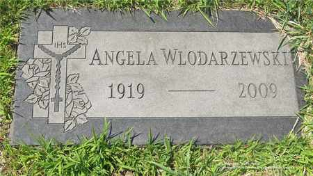 WLODARZEWSKI, ANGELA - Lucas County, Ohio | ANGELA WLODARZEWSKI - Ohio Gravestone Photos