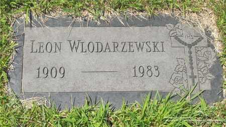 WLODARZEWSKI, LEON - Lucas County, Ohio | LEON WLODARZEWSKI - Ohio Gravestone Photos