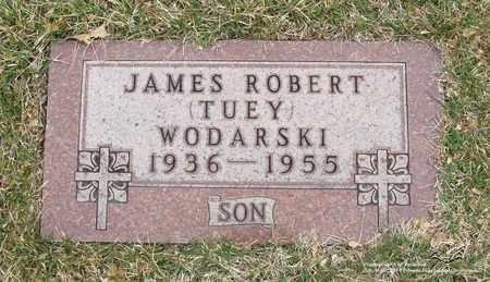 WODARSKI, JAMES ROBERT - Lucas County, Ohio | JAMES ROBERT WODARSKI - Ohio Gravestone Photos