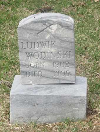 WODINSKI, LUDWIK - Lucas County, Ohio | LUDWIK WODINSKI - Ohio Gravestone Photos