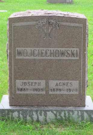 WOJCIECHOWSKI, AGNES - Lucas County, Ohio | AGNES WOJCIECHOWSKI - Ohio Gravestone Photos