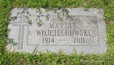 WOJCIECHOWSKI, MARIAN - Lucas County, Ohio | MARIAN WOJCIECHOWSKI - Ohio Gravestone Photos