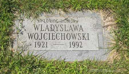 WOJCIECHOWSKI, WLADYSLAWA - Lucas County, Ohio | WLADYSLAWA WOJCIECHOWSKI - Ohio Gravestone Photos