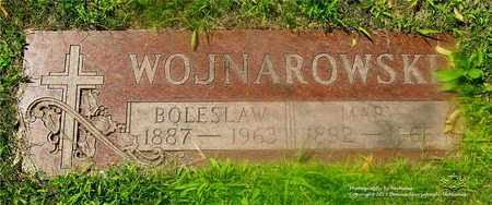 WOJNAROWSKI, MARY - Lucas County, Ohio | MARY WOJNAROWSKI - Ohio Gravestone Photos