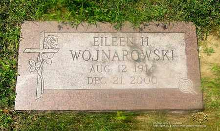 CIESLESKI LEWANDOWSKI WOJNAROW, EILEEN H. - Lucas County, Ohio | EILEEN H. CIESLESKI LEWANDOWSKI WOJNAROW - Ohio Gravestone Photos