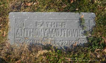 WOJTOWICZ, ANTHONY - Lucas County, Ohio | ANTHONY WOJTOWICZ - Ohio Gravestone Photos