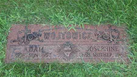 WOJTOWICZ, ADAM - Lucas County, Ohio | ADAM WOJTOWICZ - Ohio Gravestone Photos