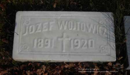 WOJTOWICZ, JOZEF - Lucas County, Ohio | JOZEF WOJTOWICZ - Ohio Gravestone Photos