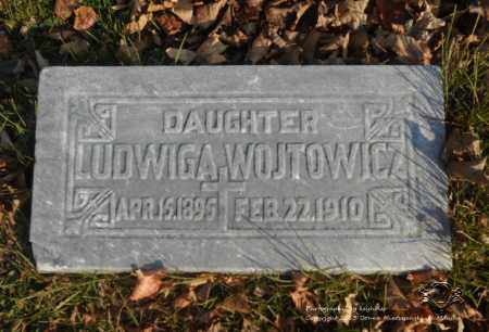 WOJTOWICZ, LUDWIGA - Lucas County, Ohio | LUDWIGA WOJTOWICZ - Ohio Gravestone Photos