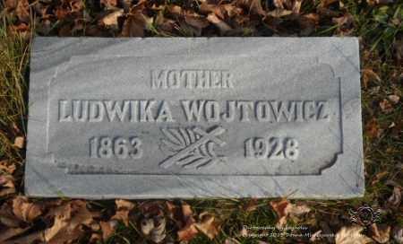 WOJTOWICZ, LUDWIKA - Lucas County, Ohio | LUDWIKA WOJTOWICZ - Ohio Gravestone Photos
