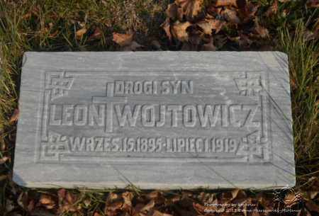 WOJTOWICZ, LEON - Lucas County, Ohio | LEON WOJTOWICZ - Ohio Gravestone Photos