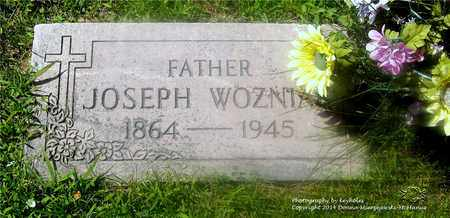 WOZNIAK, JOSEPH - Lucas County, Ohio | JOSEPH WOZNIAK - Ohio Gravestone Photos