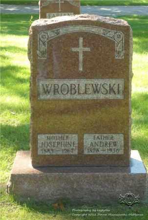 WROBLEWSKI, JOSEPHINE - Lucas County, Ohio | JOSEPHINE WROBLEWSKI - Ohio Gravestone Photos