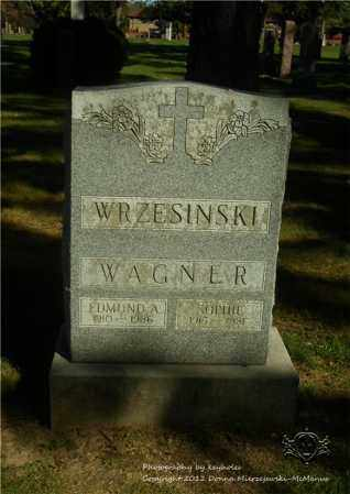 WAGNER, SOPHIE - Lucas County, Ohio | SOPHIE WAGNER - Ohio Gravestone Photos