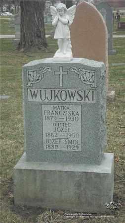 SMOL WUJKOWSKI, FRANCISZKA - Lucas County, Ohio | FRANCISZKA SMOL WUJKOWSKI - Ohio Gravestone Photos