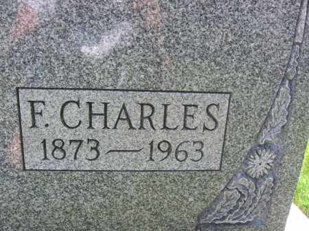 WYATT, FRANK CHARLES - Lucas County, Ohio | FRANK CHARLES WYATT - Ohio Gravestone Photos