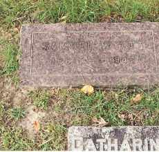 WYATT, SAMUAL - Lucas County, Ohio | SAMUAL WYATT - Ohio Gravestone Photos