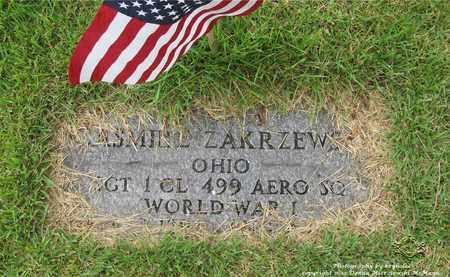 ZAKRZEWSKI, CASMIRE - Lucas County, Ohio | CASMIRE ZAKRZEWSKI - Ohio Gravestone Photos