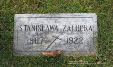 ZALUCKA, STANISLAWA - Lucas County, Ohio | STANISLAWA ZALUCKA - Ohio Gravestone Photos