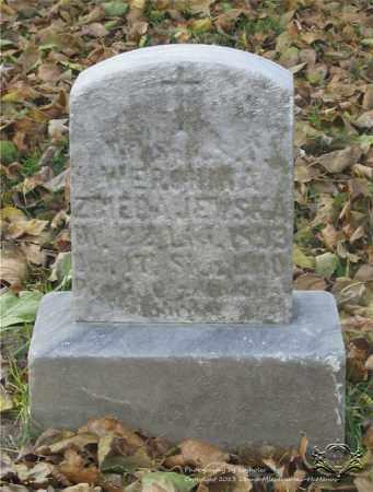 ZBIERAJEWSKA, WERONIKA - Lucas County, Ohio | WERONIKA ZBIERAJEWSKA - Ohio Gravestone Photos