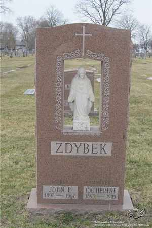 ZDYBEK, CATHERINE - Lucas County, Ohio | CATHERINE ZDYBEK - Ohio Gravestone Photos