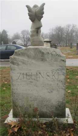 ZIELINSKI, GABRIEL J. - Lucas County, Ohio | GABRIEL J. ZIELINSKI - Ohio Gravestone Photos