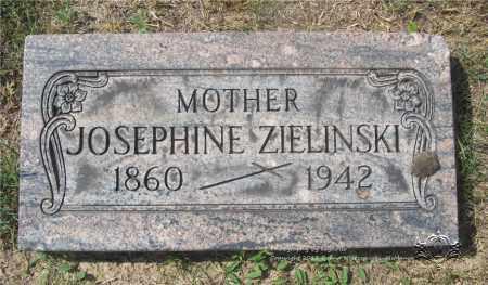 LITWICKI ZIELINSKI, JOSEPHINE - Lucas County, Ohio | JOSEPHINE LITWICKI ZIELINSKI - Ohio Gravestone Photos