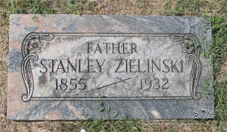 ZIELINSKI, STANLEY - Lucas County, Ohio | STANLEY ZIELINSKI - Ohio Gravestone Photos
