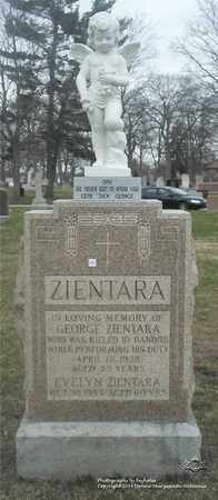 ZIENTARA, GEORGE - Lucas County, Ohio | GEORGE ZIENTARA - Ohio Gravestone Photos