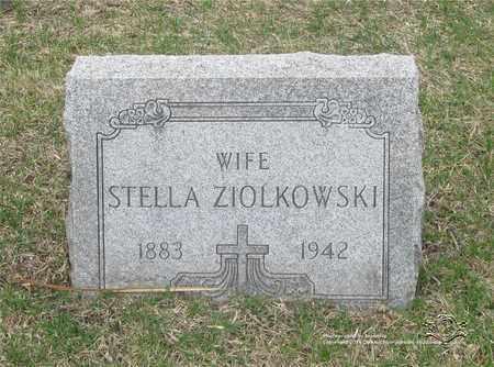 JANKOWSKI ZIOLKOWSKI, STELLA - Lucas County, Ohio | STELLA JANKOWSKI ZIOLKOWSKI - Ohio Gravestone Photos