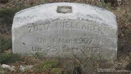 MIELCAREK, ZOFIA - Lucas County, Ohio | ZOFIA MIELCAREK - Ohio Gravestone Photos
