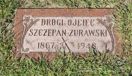 ZURAWSKI, SZCZEPAN (STEPHEN) - Lucas County, Ohio | SZCZEPAN (STEPHEN) ZURAWSKI - Ohio Gravestone Photos