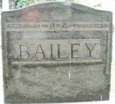 BAILEY, MONUMENT - Madison County, Ohio | MONUMENT BAILEY - Ohio Gravestone Photos