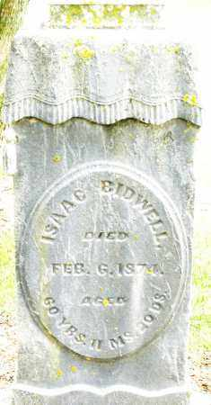 BIDWELL, ISAAC - Madison County, Ohio | ISAAC BIDWELL - Ohio Gravestone Photos