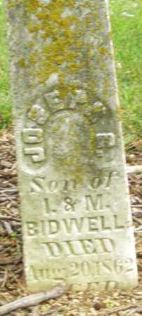 BIDWELL, JOSEPH - Madison County, Ohio | JOSEPH BIDWELL - Ohio Gravestone Photos